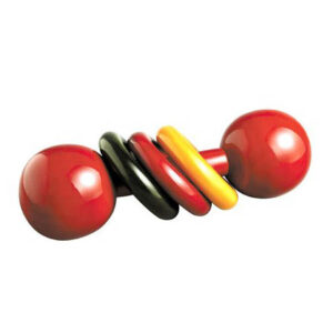 Funwood Games Baby Dumbbell Rattle