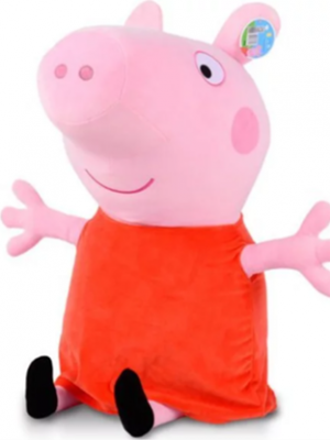 Big Size Peppa Pig Family Friends Plush Toy